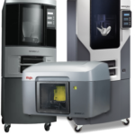 Stratasys Elite, Mojo, and Fortus