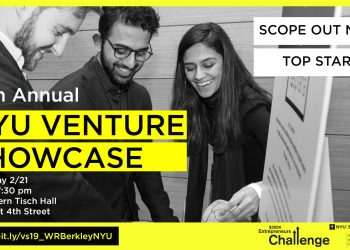 NYU Venture Showcase