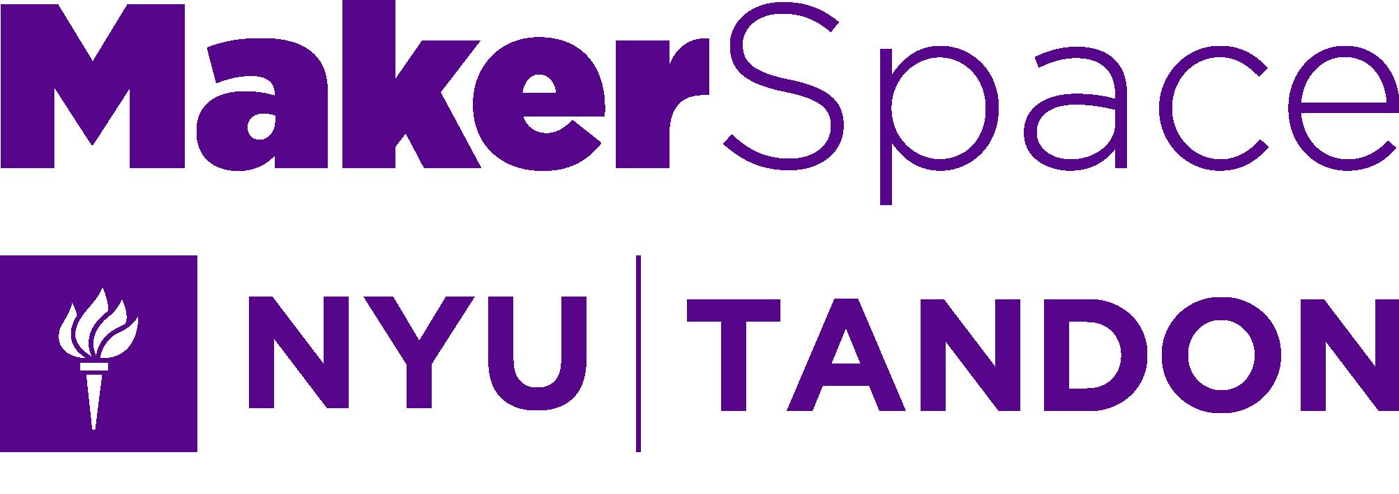 MakerSpace NYU Tandon Logo