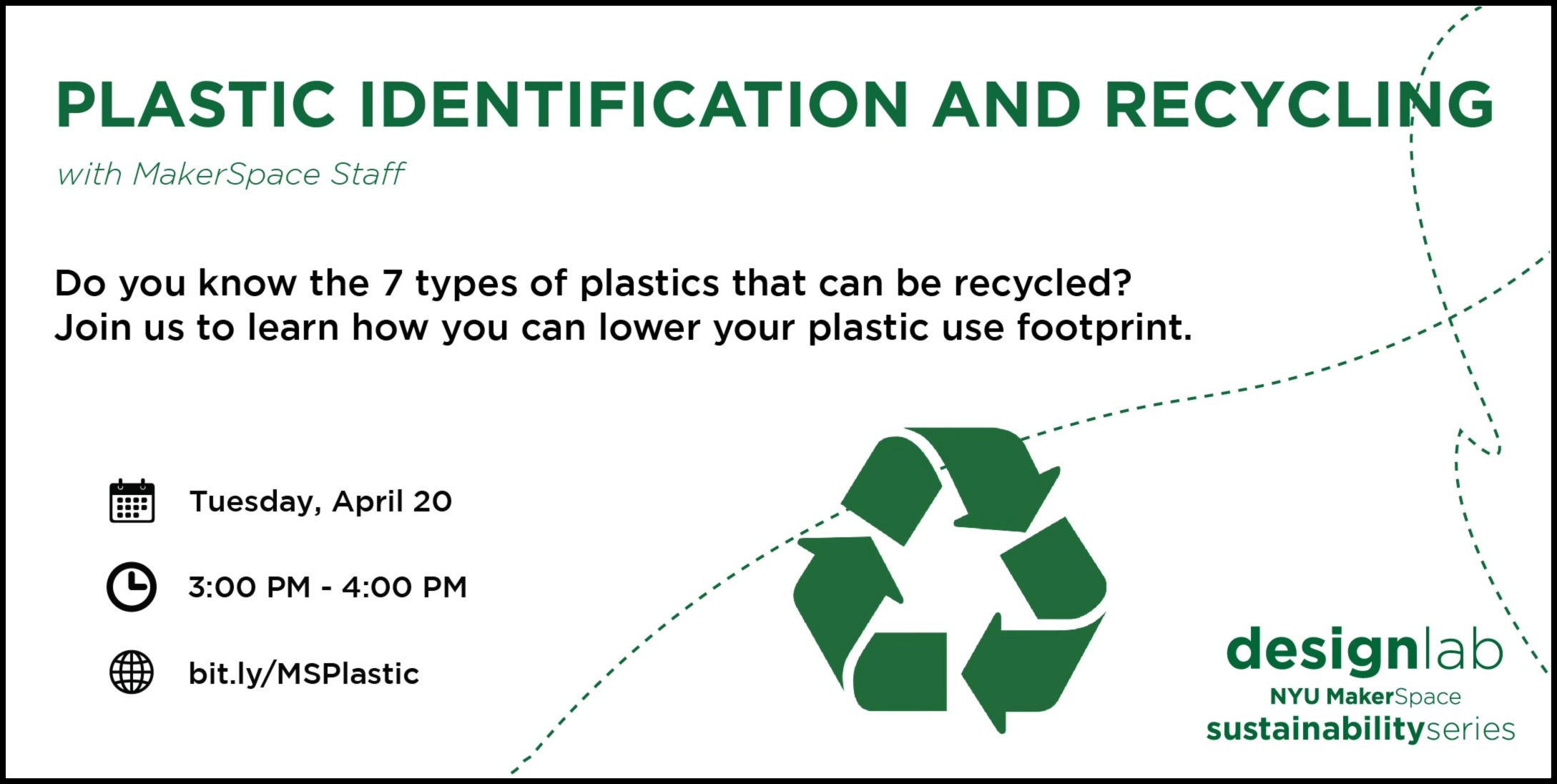Plastic Identification Flyer