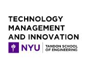 NYU Technology Management and Innovation