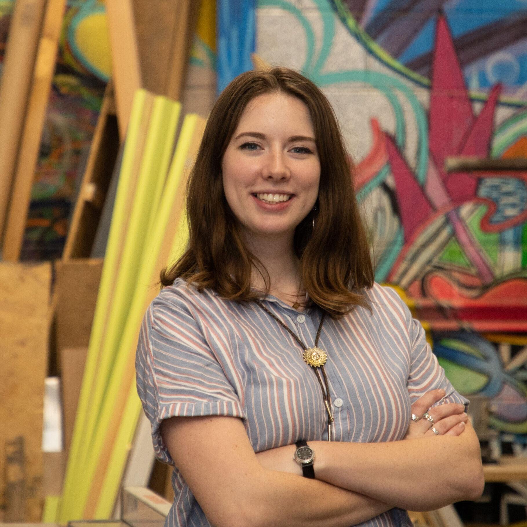 Photo of Kelsey Moffitt, Idustrial Designer, Loop